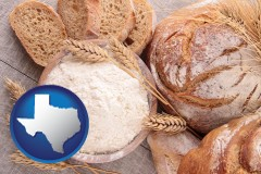 texas baked bakery bread